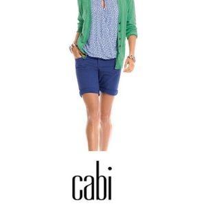 CAbi Lou Short #830 Cobalt Blue 12